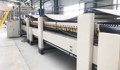 IPACK-DF 10 Double Facer Machine