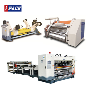 IPACK-2 Ply Corrugated Paperboard Production Line