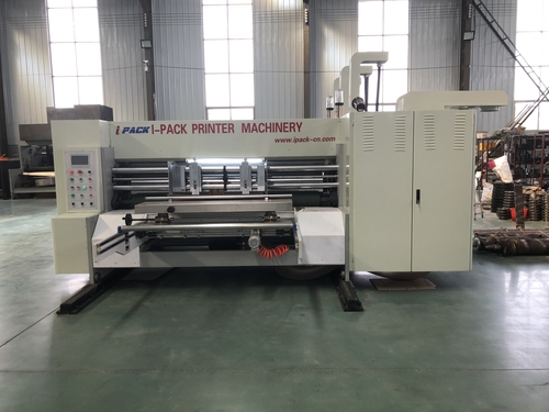 Lead Edge Printing Die Cutting Machine