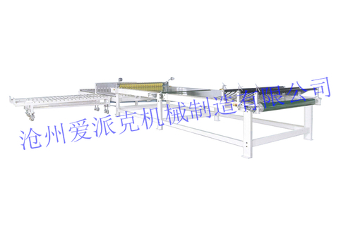 SMA-S120 Paper Sheet Delivery and Side Conveyer